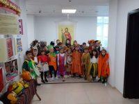 Festivalul toamnei şi parada costumelor eco