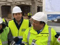 Noul terminal al Aeroportului Suceava va fi dat în folosinţă peste 6 luni