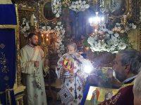 Sfinţii Mari Mucenici Mercurie şi Ecaterina, prăznuiţi la biserica voievodală din Rădăşeni