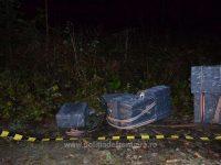 Focuri de armă trase de poliţiştii de frontieră ai Sectorului PF Brodina