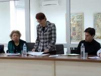 """""""Ziua Mondială a Filosofiei"""" la Chişinău, şi cu universitari ieşeni şi suceveni"""