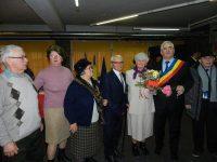 Primarul Ion Lungu, naş la reînnoirea jurămintelor a 15 cupluri sucevene semicentenare