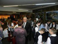 Olimpicii suceveni şi profesorii coordonatori, premiaţi de primarul Ion Lungu