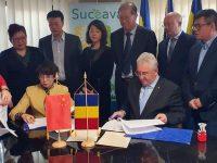 Municipiul Suceava s-a înfrăţit cu municipiul Yinchuan