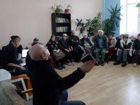 Teatru la Căminul pentru Persoane Vârstnice Solca