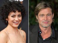 Alia Shawkat, actriţa care i-a cucerit inima lui Brad Pitt