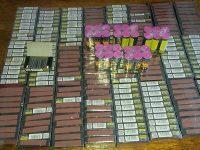Poliţiştii au găsit în jur de 15.000 de articole pirotehnice