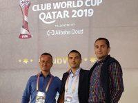 Arbitrul sucevean Sebastian Gheorghe va oficia la Campionatul Mondial al Cluburilor în Qatar