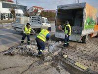 Viceprimarul Lucian Harşovschi anunţă că a dispus curăţarea arterelor