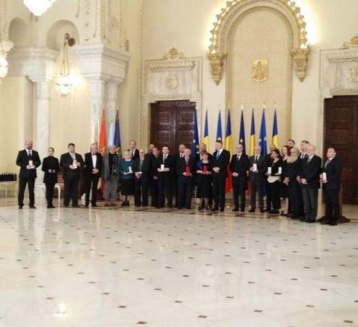 Klaus Iohannis a decernat Meritul Cultural în grad de comandor Muzeului Bucovinei