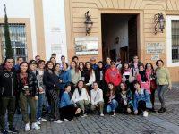 """Elevi ai Colegiului """"Nicu Gane"""" au participat la a 8-a întâlnire din cadrul programului """"Building equality over diversity"""""""
