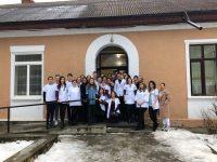 """""""Caravana cu Medici"""", împreună cu voluntarii din ATOS, la Suceviţa"""