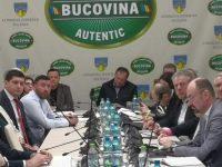 Dezbatere privind îndiguirea zonelor de risc de pe râul Suceava