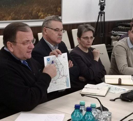 Preşedintele Gheorghe Flutur continuă discuţiile cu experţi şi proiectanţi ai CNAIR