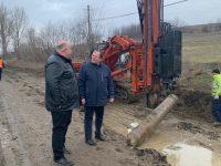 Gheorghe Flutur impulsionează lucrările de modernizare a DJ 208 C Liteni – Hârtop