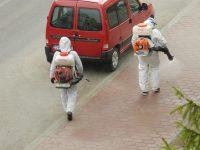 Se face dezinfecţie totală în municipiul Suceava