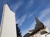 """Sfinţirea """"Turnului Unirii"""" din Suceava nu se va săvârşi la 31 mai"""