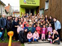 Donaţii de la Centrul Social Maria Ward din Rădăuţi, sprijinit de oameni generoşi