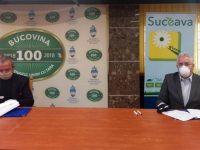 Primarul Ion Lungu a semnat contractul pentru realizarea primului tronson din ruta alternativă Suceava – Botoşani