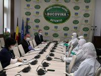 Conducerea militară a SJU Suceava a prezentat necesităţile identificate ale spitalului, fiind alcătuit un plan etapizat