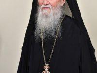 ÎPS Pimen, arhiepiscopul Sucevei şi Rădăuţilor, a trecut la cele veşnice