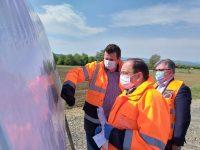Se vor efectua lucrări de reabilitare a unor tronsoane ale drumurilor naţionale DN 2, DN 17, DN 17 A şi DN 2 E