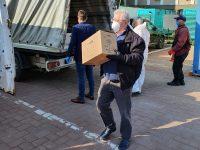Zece aparate de ventilaţie mecanică, donate Spitalului Judeţean de Primăria Suceava