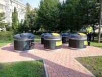 Camere video pentru identificarea autorilor furturilor de deşeuri reciclabile
