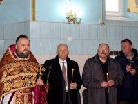 Cuvintele părintelui Nectarie revărsau balsam la rana limbii române