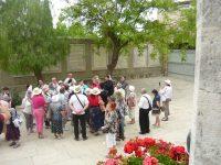 Cu Floarea Sfântului Ioan Botezătorul în Ein Karem şi la Suceava