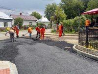 Modernizarea străzii Barbu Ştefănescu Delavrancea, proiect propus de suceveni prin bugetarea participativă, a fost finalizată