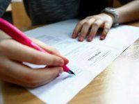 Înscrierea la evaluarea naţională a absolvenţilor de clasa a VIII-a început ieri