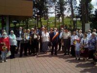 Primarul municipiului, Ion Lungu, a premiat cuplurile de aur ale Sucevei