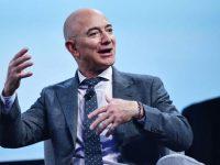 Averea lui Jeff Bezos, fondatorul Amazon, creşte cu 13 miliarde de dolari într-o singură zi