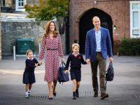 Prinţul George al Marii Britanii a împlinit 7 ani