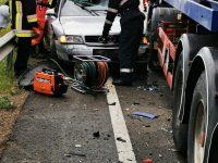 Accident cu un mort şi un rănit grav în Pasul Tihuţa