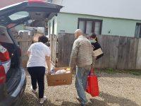 Sprijin pentru 75 de familii vulnerabile din Rădăuţi şi localităţile învecinate