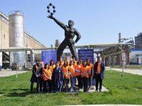 """18 elevi de la Colegiul Tehnic """"Petru Muşat"""" au obţinut calificarea de operator în fabricarea celulozei şi hârtiei"""