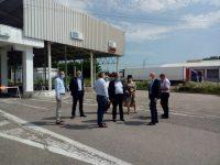La faţa locului, despre modernizarea PTF Siret
