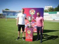 Trofeul Cupei României a trecut şi pe la Suceava