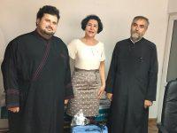 Aparat medical donat de preoţii din Protopopiatul Fălticeni