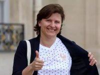 Românca Roxana Mărăcineanu a devenit ministru delegat al Sportului în Franţa