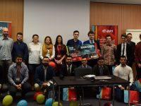Echipa USV a câştigat marele premiu la Energy Challenge