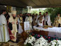 Părintele Alexandru Argatu a fost condus pe ultimul drum