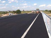 Gheorghe Flutur este încrezător că şoseaua de centură a municipiului Rădăuţi va fi dată în folosinţă în decembrie