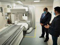 Laboratorul de Medicină Nucleară de la SJU Suceava, dotat cu aparatură de înaltă performanţă, a fost finalizat