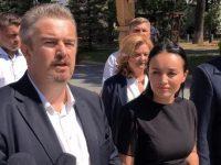 Alexandra Harja Samsonescu candidează pentru preşedinţia CJ