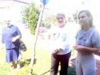 Oana Chilariu Moruz, prima expoziţie personală