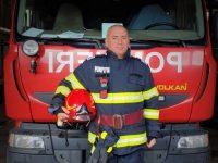 """Pompierul sucevean Constantin-Cristian Bîrsanu a fost desemnat """"Salvatorul de onoare al anului 2020"""""""