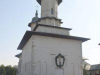PS Damaschin a slujit la hramul Mânăstirii Râşca